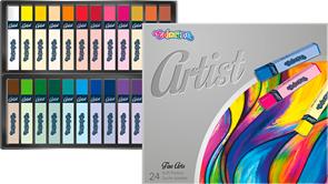 Colorino Artist suché pastely - 24 barev
