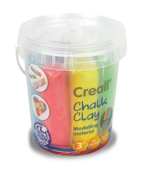 Creall Samotvrdnoucí modelína, 6 barev