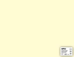 APLI sada barevných papírů, A2+, 170 g, béžový - 25 ks