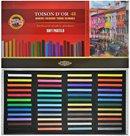 Umělecké prašné křídy Koh-i-noor TOISON DOR 8586 - 48 ks