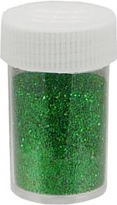 Třpytky - zelené, 20 g
