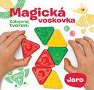 "Kniha ""MAGICKÁ VOSKOVKA"", díl 1 ""JARO"" (inspirace+voskovky+výseky)"
