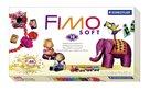 FIMO Soft sada základní RETRO