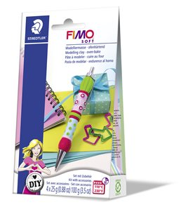 Sada FIMO Soft DIY - Propiska