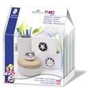 Sada FIMO Soft DIY - Úchytky na nábytek