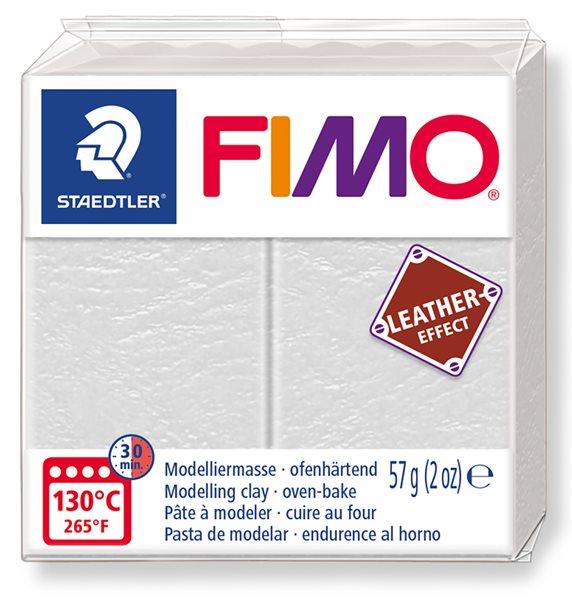 FIMO LEATHER efekt - slonovinová