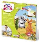 Sada FIMO Kids Form & Play - Zvířátka z Austrálie
