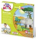 Sada FIMO Kids Form & Play - Zvířátka z Afriky