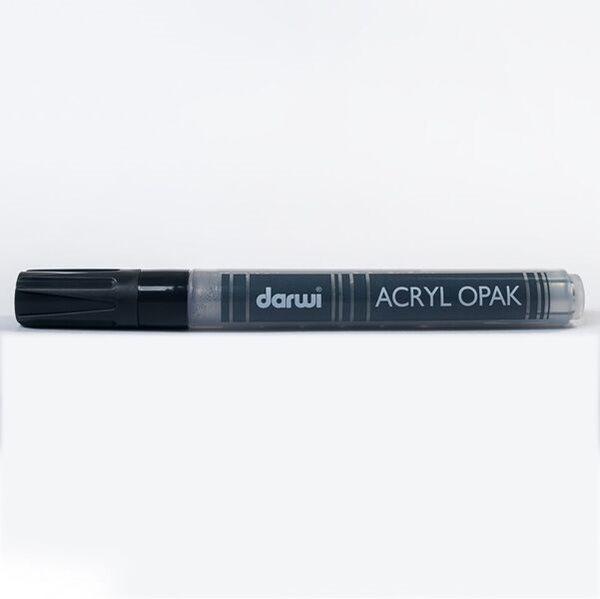 DARWI Akrylová fixa - silná - 6ml/3mm - zlatá, Sleva 20%