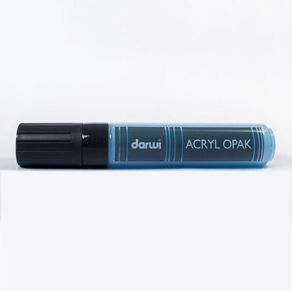Akrylová fixa Darwi - MAXI - 25ml/15mml - světle modrá