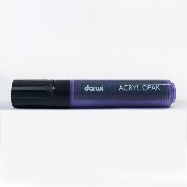 Akrylová fixa Darwi - MAXI - 25ml/15mm - fialová