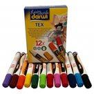 Fixy na textil Darwi ( silné ) - 12 x 3 ml