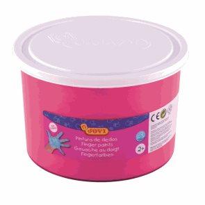 Prstová barva JOVI 500 ml - růžová