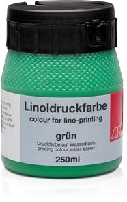 Barva na linoryt AMI 250ml - zelená