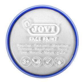 Obličejová barva JOVI 20 ml - bílá