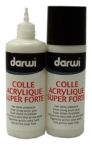 Darwi akrylové lepidlo extra silné, 80ml