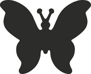 Ozdobná děrovačka na papír Heyda, 25 mm - Motýl
