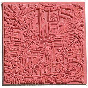 CERNIT polymerová textura - vesnice