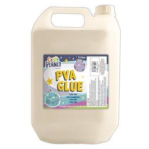 PVA školní lepidlo 5 l (vhodné i na decoupage)