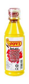 Temperová barva JOVI BASIC 250 ml - Žlutá