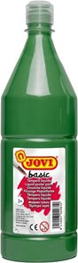 Temperová barva JOVI BASIC 1 L - Tmavě zelená