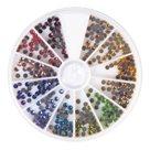 Nažehlovací kamínky Rayher Hotfix - mix barev, 3 mm ( 360ks )