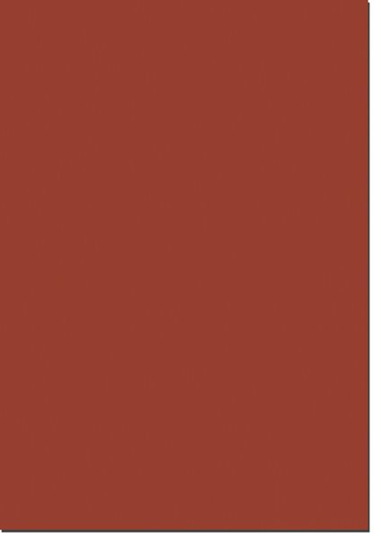 Fotokarton A4, gramáž 300 g - 10 listů - barva červenohnědá
