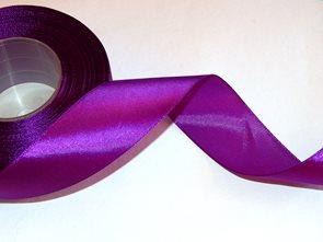 Stuha - tmavě fialová (12 mm x 32 m)