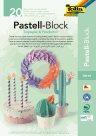 Folia Sada barevných papírů a fotokartonů - pastelové barvy
