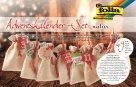 Adventní kalendář - 49 dílů - pytlíčky