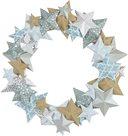Kreativní sada - Věnec s hvězdami