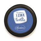 Textilní razítkovací polštářek Aladine IZINK - modrý