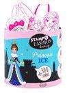 Razítka Aladine - převlékací panenky - Severské princezny