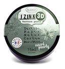 3D strukturovací pasta IZINK, stříbrná