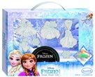 Disney kufřík s razítky Aladine - Ledové království
