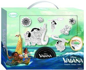 Disney kufřík s razítky Aladine - Princezna Vaiana