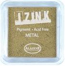 Inkoust IZINK mini, pomaluschnoucí - metalická zlatá
