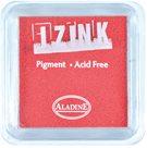 Inkoust IZINK mini, pomaluschnoucí - červená