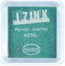 Inkoust IZINK mini, pomaluschnoucí - metalická zelená