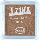Inkoust IZINK mini, pomaluschnoucí - metalická měděná