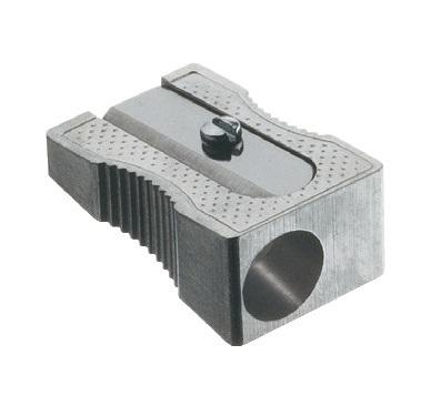 Ořezávátko Faber-Castell jednoduché, kovové