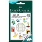 Lepicí hmota Faber-Castell TACK-IT bílá, 50g / 90ks