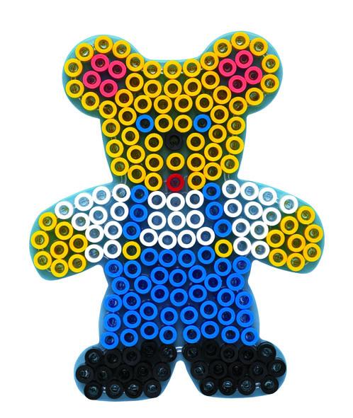 Hama podložka MAXI - medvídek