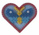 Hama podložka MAXI - srdce