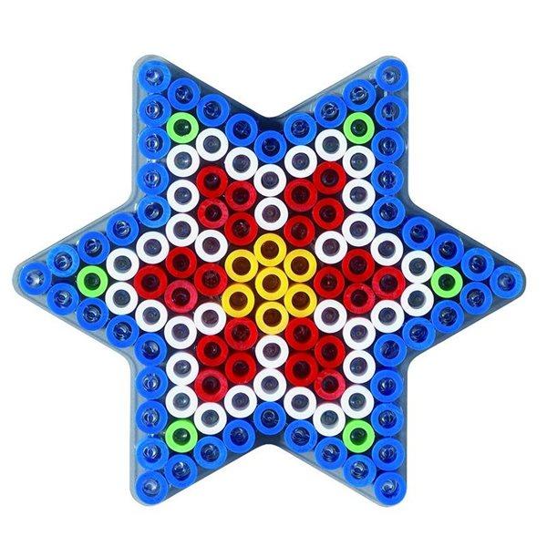 Hama podložka MAXI - hvězda