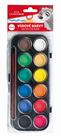 CONCORDE Vodové barvy - 12 barev