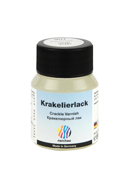 Découpage krakelovací/praskaný lak Nerchau - 59 ml