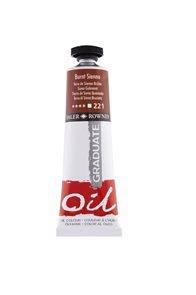 Olejová barva Daler-Rowney 38 ml - sienna pálená