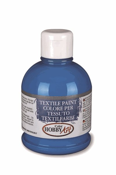 Barva na textil Color Hobby Art, 250ml - modrá