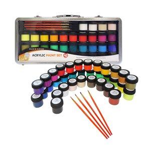 Sada akrylových barev Daler Rowney SIMPLY v kufříku